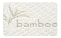 Strata Airbed Mattress: Bamboo Fabric