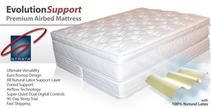 STRATA Airbed Mattress Evolution Support