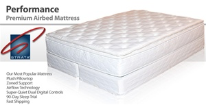 STRATA Airbed Mattress Performance