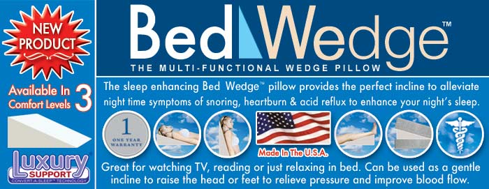 bed wedge the wedge pillow