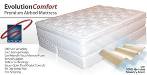 STRATA Air Mattress Evolution Comfort Mattress