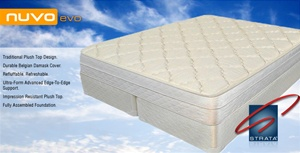STRATA NUVO Evo Air Bed Mattress