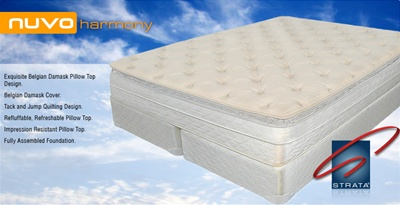 STRATA NUVO Harmony Air Bed Mattress